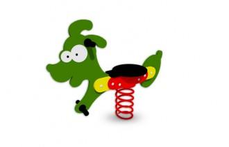 Jeux sur ressort chien - Devis sur Techni-Contact.com - 1