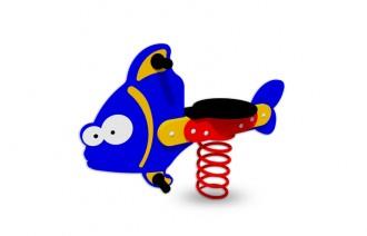 Jeux sur ressort poisson - Devis sur Techni-Contact.com - 1