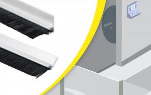 Joint balai pour porte à visser - Devis sur Techni-Contact.com - 1