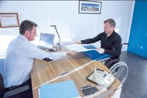 Tablettes PMR et repose-bras - Devis sur Techni-Contact.com - 4