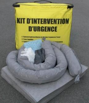 Kit anti pollution 10 à 800 L - Devis sur Techni-Contact.com - 1
