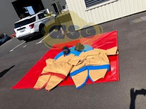 Kit costumes SUMO adultes - Devis sur Techni-Contact.com - 2
