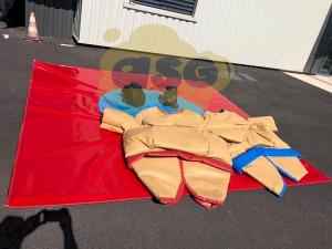 Kit costumes SUMO adultes - Devis sur Techni-Contact.com - 3