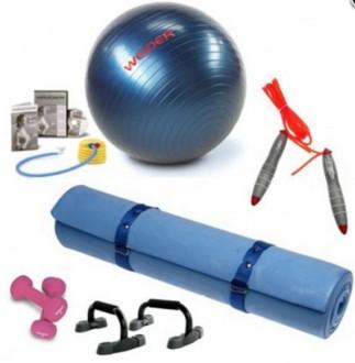 Kit d'entrainement fitness - Devis sur Techni-Contact.com - 1