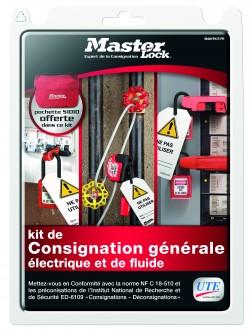 Kit de consignation générale - Devis sur Techni-Contact.com - 1