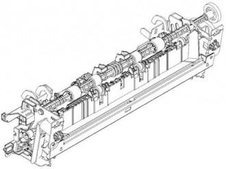 Kit de fusion pour HP Color Laser jet CM1312NFI MFP - Devis sur Techni-Contact.com - 1