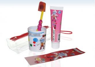 Kit dentaire enfant 2 à 6 ans - Devis sur Techni-Contact.com - 1