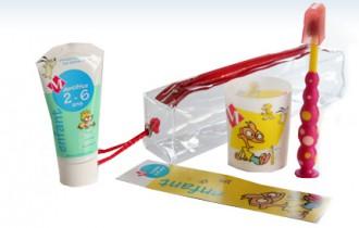 Kit dentaire enfant 2 à 6 ans - Devis sur Techni-Contact.com - 2
