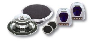 Kit éclaté 16.5cm 2 voies Audiobahn 2 x 280 Watts - Devis sur Techni-Contact.com - 1