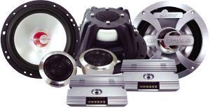 Kit éclaté 16cm Lanzar - Série opti drive - Devis sur Techni-Contact.com - 1