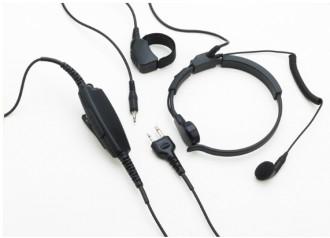 Kit mains libres Laryngophone - Devis sur Techni-Contact.com - 1