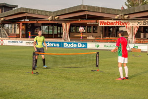 Kit poteaux et filet pour tennis - Devis sur Techni-Contact.com - 3