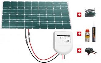 Kit solaire camping car - Devis sur Techni-Contact.com - 1