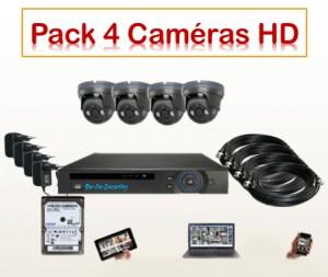 Kit vidéo-surveillance  - Devis sur Techni-Contact.com - 2