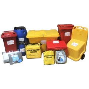 Kits d'intervention absorbant antipollution - Devis sur Techni-Contact.com - 3