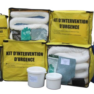 Kits d'intervention absorbant antipollution - Devis sur Techni-Contact.com - 7
