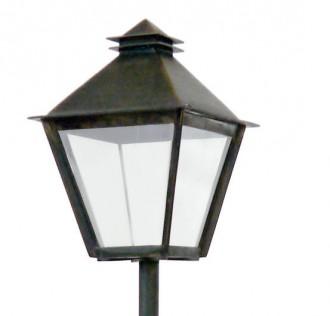 Lampadaire de rue classique - Devis sur Techni-Contact.com - 12