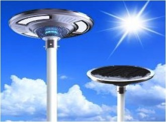 Lampadaire led solaire 1500 lumens - Devis sur Techni-Contact.com - 1