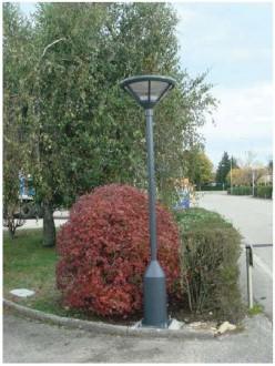 Lampadaire solaire à LED - Devis sur Techni-Contact.com - 1