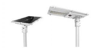Lampadaire solaire led - Devis sur Techni-Contact.com - 1