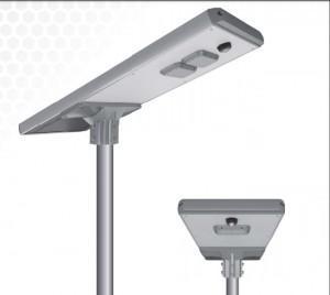 Lampadaire solaire LED avec batterie  - Devis sur Techni-Contact.com - 2
