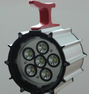 Lampe à led pour poste de travail - Devis sur Techni-Contact.com - 2