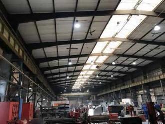 Lampe d'éclairage atelier LED High bay 150 watts - Devis sur Techni-Contact.com - 4