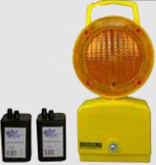 Lampe de chantier clignotante - Devis sur Techni-Contact.com - 1