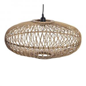 Lampe de plafond en rotin - Devis sur Techni-Contact.com - 2
