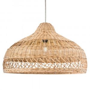 Lampe de plafond en rotin - Devis sur Techni-Contact.com - 4