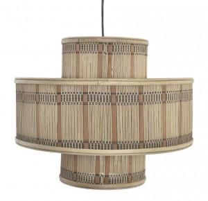 Lampe de plafond en rotin - Devis sur Techni-Contact.com - 6