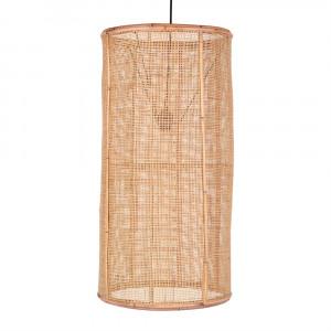 Lampe de plafond en rotin - Devis sur Techni-Contact.com - 8