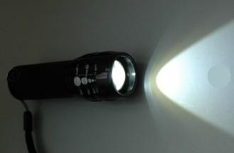 Lampe de poche à led - Devis sur Techni-Contact.com - 2