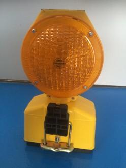 Lampe de signalisation solaire rechargeable - Devis sur Techni-Contact.com - 1