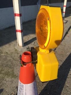 Lampe de signalisation solaire rechargeable - Devis sur Techni-Contact.com - 2