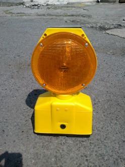 Lampe de signalisation solaire rechargeable - Devis sur Techni-Contact.com - 3
