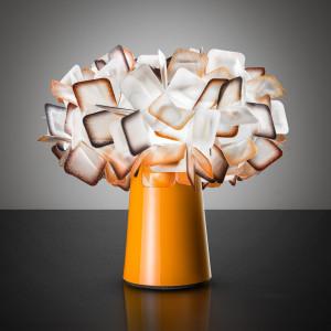 Lampe de Table Clizia Orange SLAMP - Devis sur Techni-Contact.com - 2