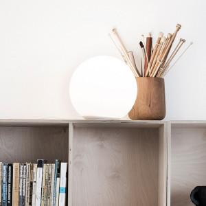 Lampe de Table Dioscuri Ø14cm ARTEMIDE - Devis sur Techni-Contact.com - 1
