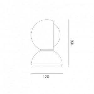 Lampe de Table Eclisse ARTEMIDE - Devis sur Techni-Contact.com - 3