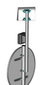 Lampe flash avec antenne radar - Devis sur Techni-Contact.com - 2