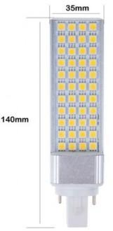 Lampe LED G24 9 watts - Devis sur Techni-Contact.com - 2