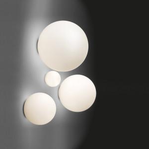 Lampe Murale Dioscuri Ø14cm ARTEMIDE - Devis sur Techni-Contact.com - 1