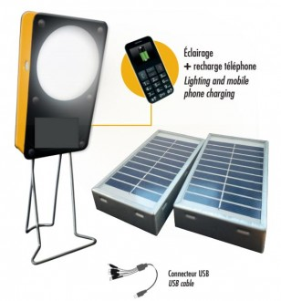 Lampe poche recharge téléphone - Devis sur Techni-Contact.com - 2