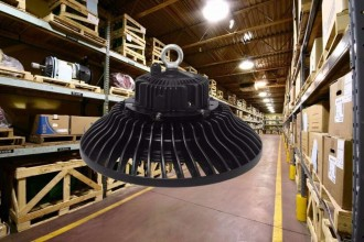 Lampe pour entrepôts et usines - Devis sur Techni-Contact.com - 1