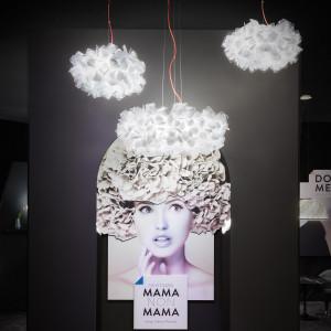 Lampe Suspendue Clizia Mama Non Mama SLAMP - Devis sur Techni-Contact.com - 4