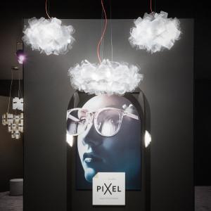 Lampe Suspendue Clizia Pixel Large SLAMP - Devis sur Techni-Contact.com - 3