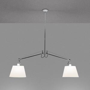 Lampe Suspendue Tolomeo 2 Bras Pivotants ARTEMIDE - Devis sur Techni-Contact.com - 1