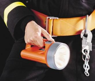 Lampe torche halogène rechargeable - Devis sur Techni-Contact.com - 1