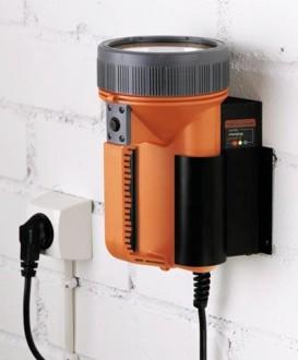 Lampe torche halogène rechargeable - Devis sur Techni-Contact.com - 2