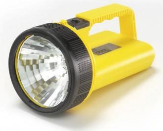 Lampe torche halogène rechargeable - Devis sur Techni-Contact.com - 3